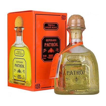 Текіла Patrón Reposado 0.75L 40% в коробці