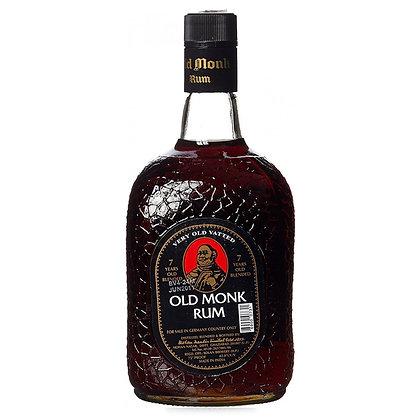 Ром Old Monk Rum 0.75L 37.5%