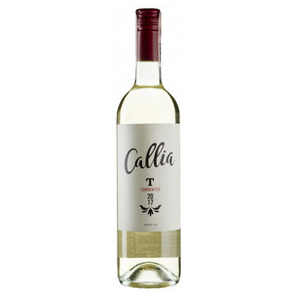 Вино Torrontes Callia Alta біле сухе