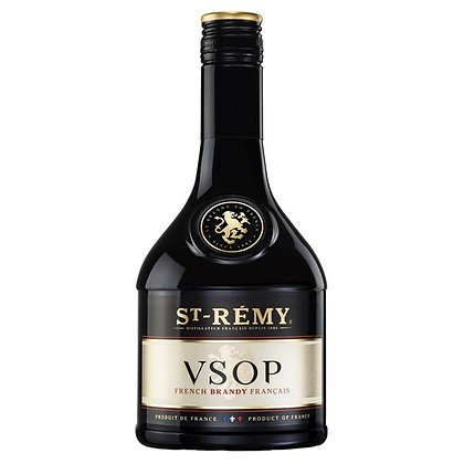 Бренді St-Rémy Authentic VSOP 0.5L 40%