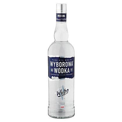 Горілка Wyborowa 0.7L 40%