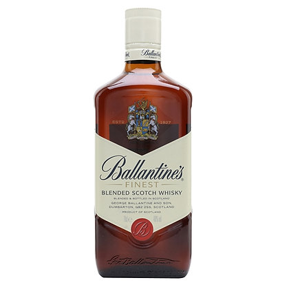 Віскі Ballantine's Finest 0.5L 40%