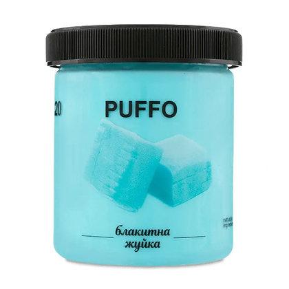 Морозиво La Gelateria Italiana №20 Puffo (Блакитна жуйка), 330г