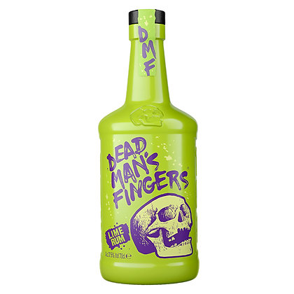 Ром Dead Man's Fingers Lime Rum 0.7L 37.5%