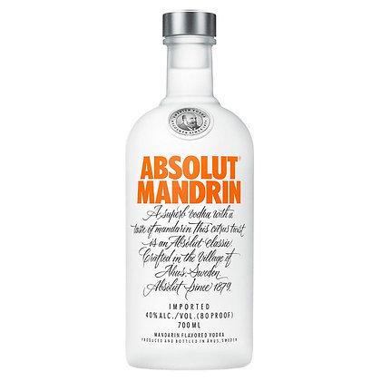 Горілка Absolut Mandrin 0.7L 40%