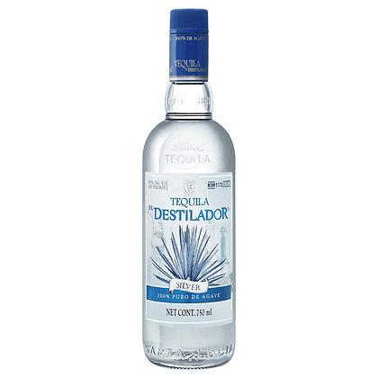 Текіла El Destilador Clasico Silver 1L 40%