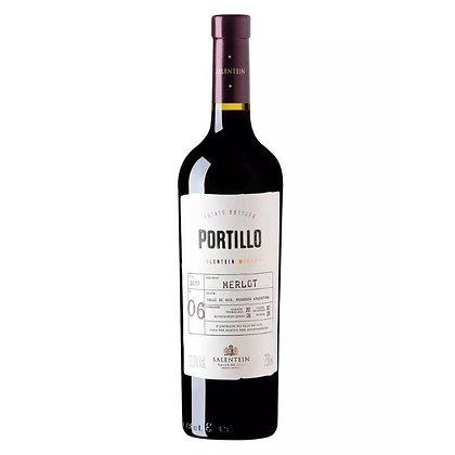 Вино Portillo Merlot червоне сухе