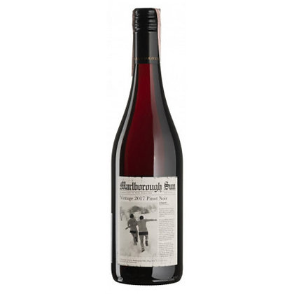 Вино Marlborough Sun Pinot Noir червоне сухе