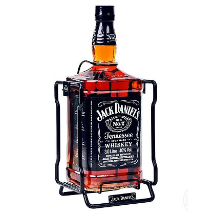Віскі Jack Daniel's Old No.7 Tennessee Whiskey 3.0L 40%