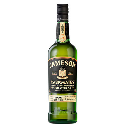 Віскі Jameson Caskmates StoutvEdition 0.7L 40%
