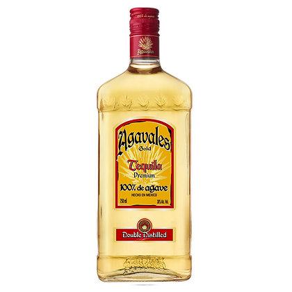 Текіла Agavales Gold Tequila 0.75L 40%
