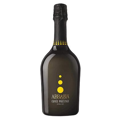 Вино ігристе Abbazia Cuvee Prestige Atmosphere біле екстра сухе