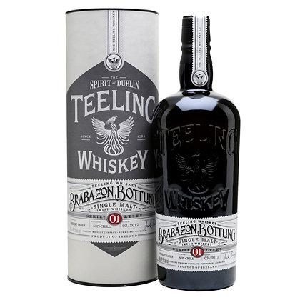 Віскі Teeling Brabazon Bottling  Single Malt Series 1 0.7L 49.5% в тубусі