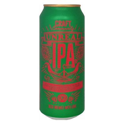 Пиво Craft Community IPA напівтемне нефільтроване 0.5L 6.5%