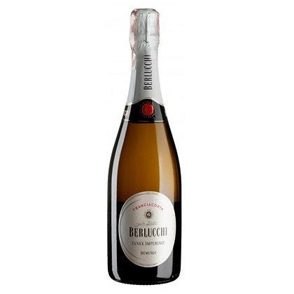 Вино ігристе Cuvee Imperiale Demi Sec, Guido Berlucchi біле напівсухе