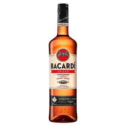 Ром Bacardi Spiced 1L 40%