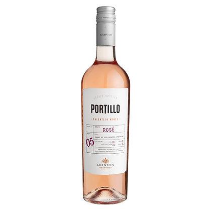 Вино Portillo Rosé Malbec рожеве сухе