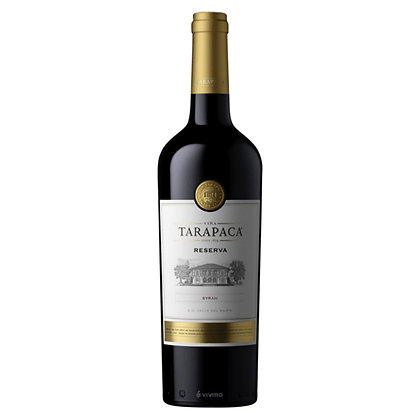Вино Tarapaca Syrah Reserva червоне сухе
