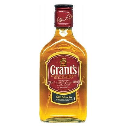 Віскі Grant's Triple Wood 0.2L 40%