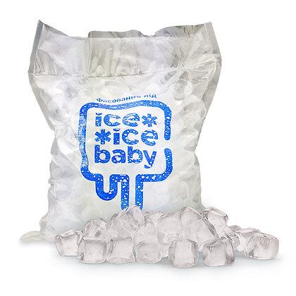 Лід харчовий фасований Ice*Ice*Baby 2kg