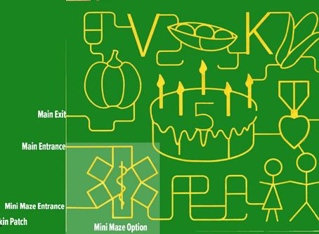 Our Maze Design