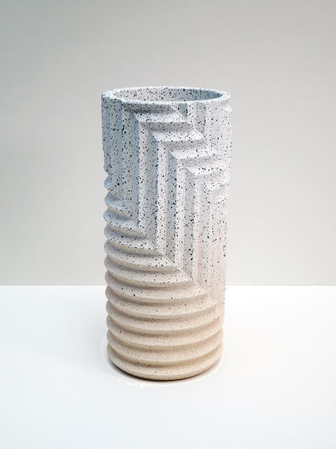 Phil Cuttance Herringbone Vase
