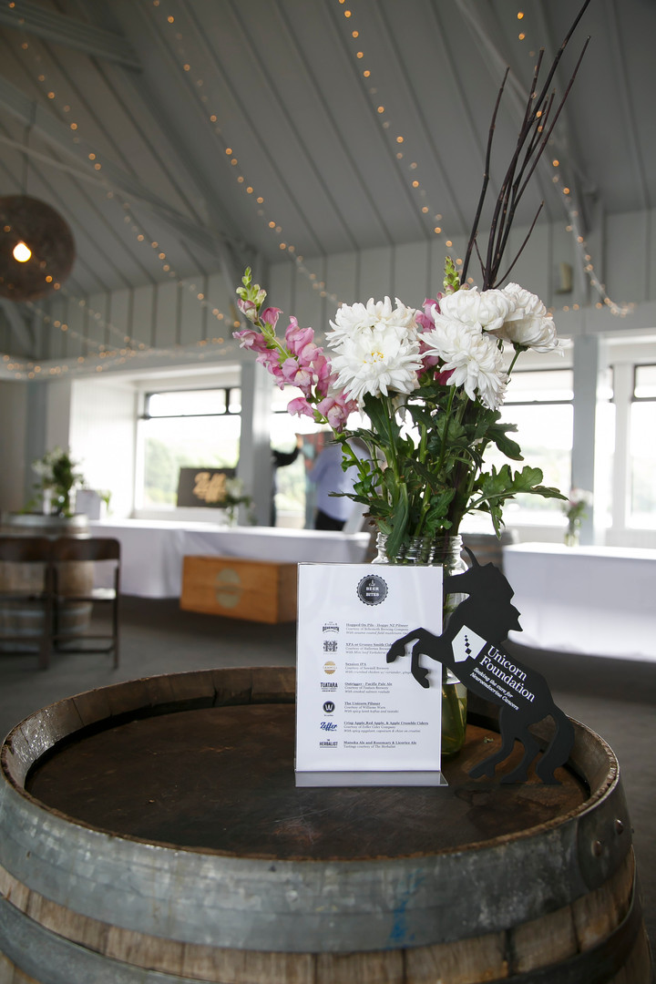 Unicorn Foundation NZ, Craft Beer and Bites