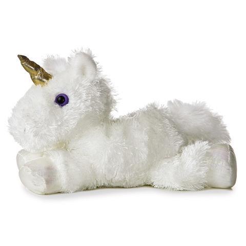 Aurora Mini Flopsies - Celestial Unicorn