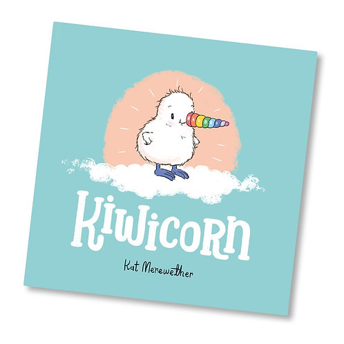 Kiwicorn by Kat Quin Merewether