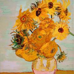 Slunečnice /  Sunflowers