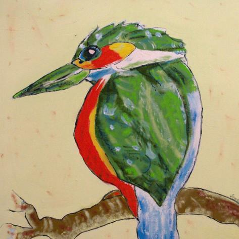 Ptáček / A bird