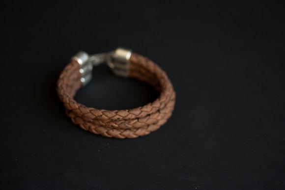 Three Braid Bracelet (ec-2313blt)