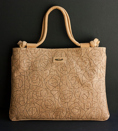 Sleek Handbag (ec-1313bb)
