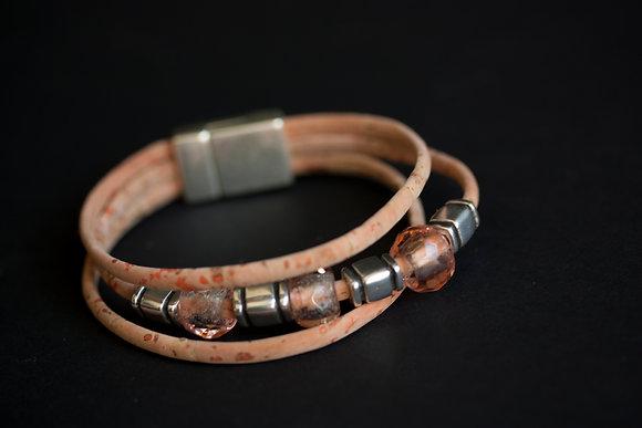 Three Strand Bracelet (ec-2713blt)