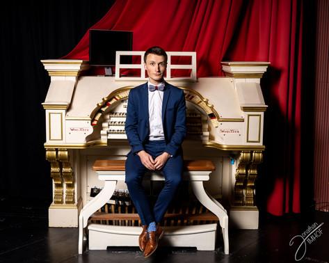 """Festival """"L'orgue fait son cinéma"""" 2019  © Jonathan Imhof"""