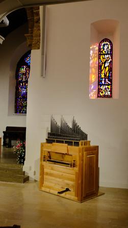 L'orgue de choeur Liardon/Felsberg