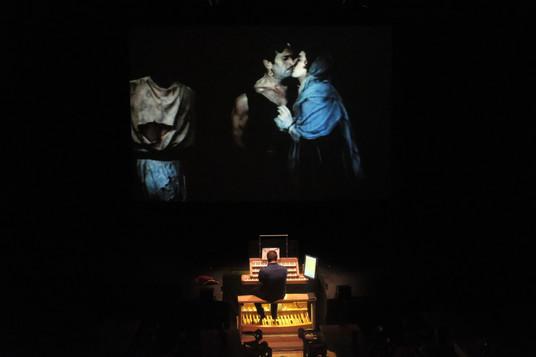 20 ans de l'orgue - Hollywood en concert