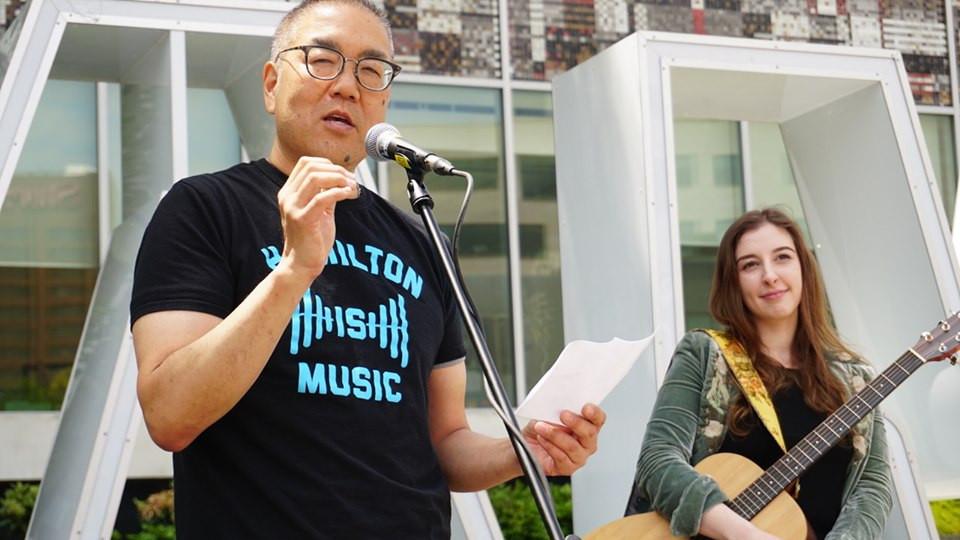 Music Mondays at Hamilton City Hall (5)