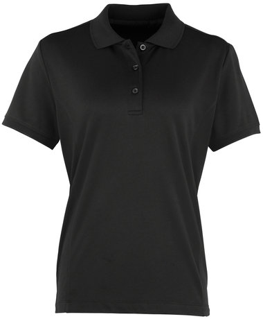Club Ladies Coolchecker® Piqué Polo Shirt