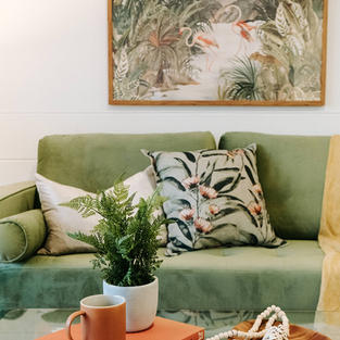 NEWTOWN APARTMENT STYLING