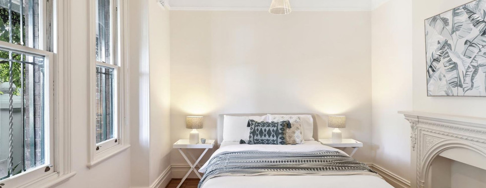 Newtown Bedroom, Sydney