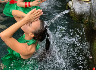 Water purification ceremony