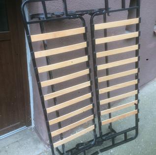 Futon without mattress