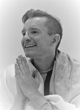 Govinda Das. Yoga Teaher. Villa Govinda:Relaxed vacation home in canary islands