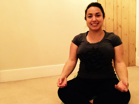Why I Started A Yoga Practice