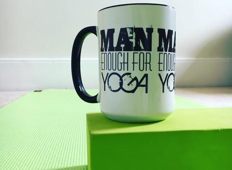 Man Enough For Yoga