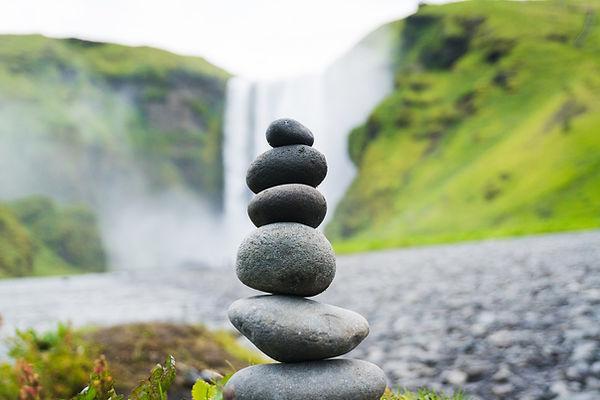 roca de equilibrio