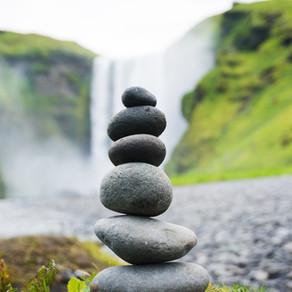 Mindfulness, a Busy life & our friends the Hippo, the Tiger & the Waterfall