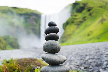 Daylesford Massage Rock Balancing