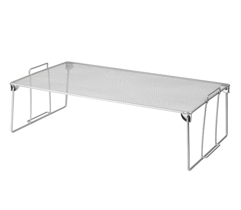 Stackable Mesh Shelf